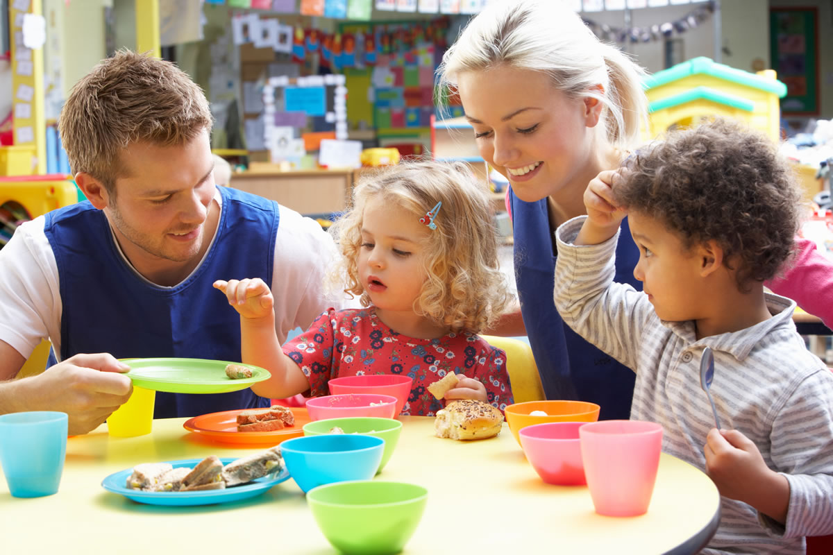 childcare providers, childminders and parents